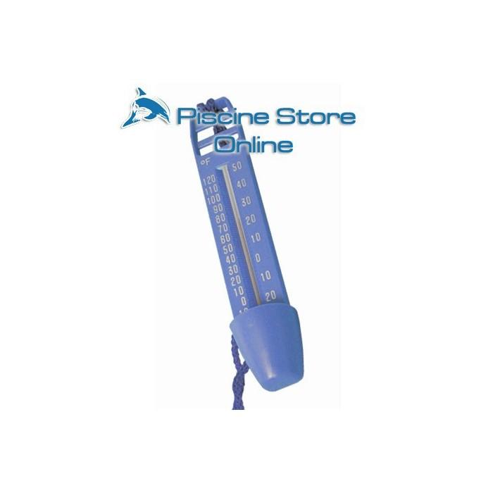 Termometro affondante piscina standard piscinestoreonline for Termometro piscina