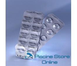 Pastiglie Reagenti Pooltester DPD NR. 4