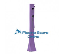 Doccia solare happy go violetto