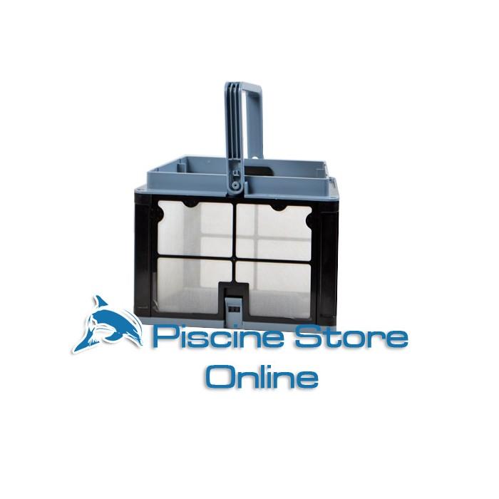 FILTRO COMPLETO A MAGLIA FINE PER DOLPHIN S100