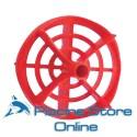 recensisci: DISCO PER CORSIA GALLEGGIANTE EASY LANE DIAMETRO 85 mm ROSSO