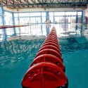 recensisci: CORSIA GALLEGGIANTE SPEEDY POOL ROSSO DIAMETRO 120 mm PER PISCINE 25 M