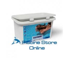 Multi-action 1 kg trattamento acqua piscina pastiglie da gr. 250