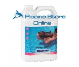 Sgrassante per bordi non schiumogeno ASTRAL 5lt prodotto di pulizia piscina