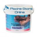 Stabilizzatore di cloro ASTRAL in polvere 5 kg trattamento acqua