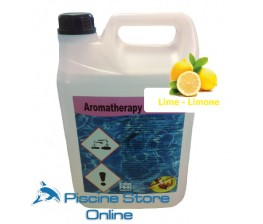 Essenza concentrata fragranza lime - limoni lt. 5