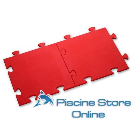 Pavimento a puzzle in PVC