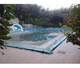Copertura piscina impermeabile COVER UP 210 GR