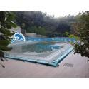 Copertura piscina impermeabile COVER UP 210 GR
