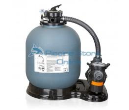 Monoblocco filtro + pompa 8 MC/H FS500