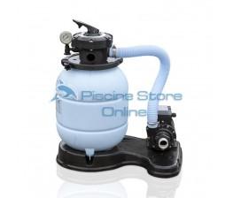 Monoblocco filtro + pompa 4 MC/H FS300NP senza cestello prefiltro