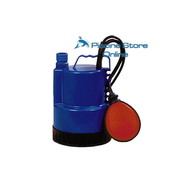 Elettropompa sommergibile acque pulite ECHO DREN pompa svuotamento piscina