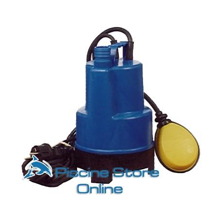 Elettropompa sommergibile acque cariche POWER DREN pompa svuotamento piscina