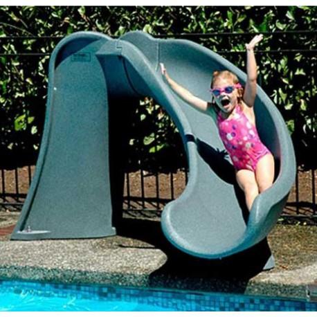 Vendita online scivolo piscina cyclone scivolata a destra for Scivolo in ferro usato