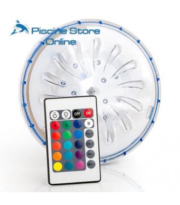 Faro Magnetico RGB Multicolore Piscina Fuori Terra