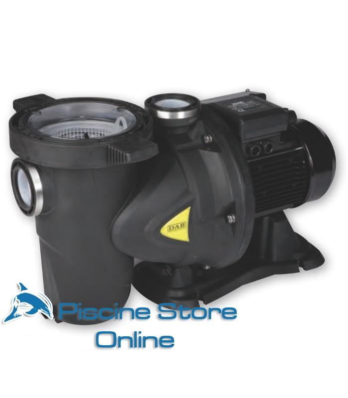 Pompa per piscina DAB EUROSWIM 1 HP - 18 m3/h