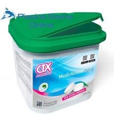 CTX 393SB - Cloro Multiazione senza rame e senza acido borico IN PASTIGLIE DA GR. 250