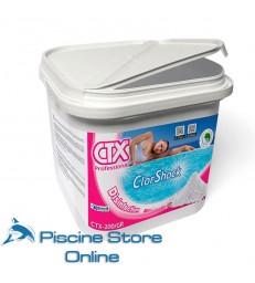 CTX-200/GR kg. 10 cloro granulare per trattamento acqua piscina