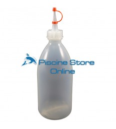 Flacone applicatore per pvc liquido piscina