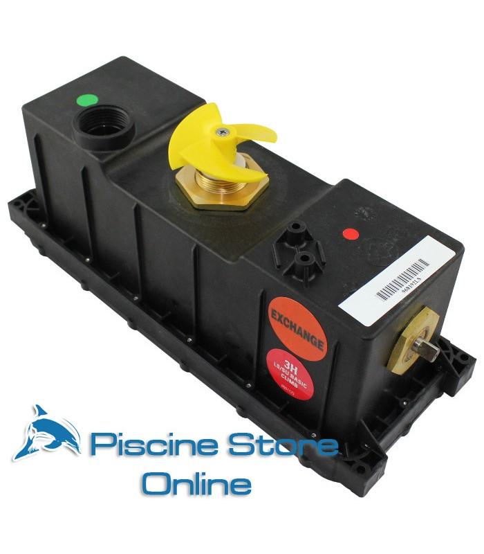 Box Motore di ricambio per Robot Piscina Supreme M3