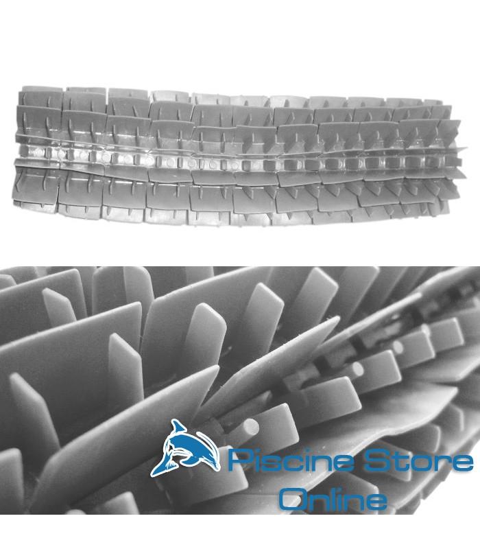 Spazzola in PVC di ricambio per Robot Piscina Dolphin Sprite C