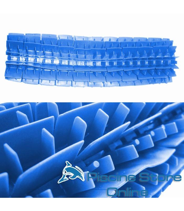 Spazzola in PVC di ricambio per Robot Piscina Dolphin Magic