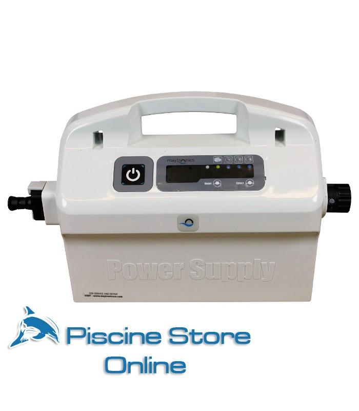 Dolphin trasformatore digitale con timer settimanale - robot piscina
