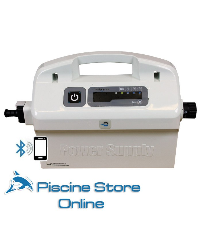 Dolphin trasformatore digitale con cicli lavoro + Bluetooth - robot piscina