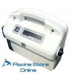 Dolphin trasformatore digitale con indicatore sacco filtro.