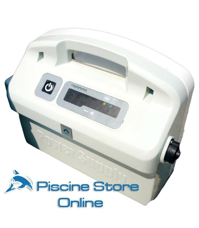 Dolphin trasformatore digitale con indicatore sacco filtro. - robot piscina