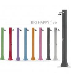 Doccia solare big happy five