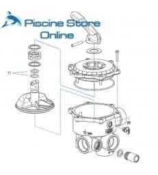 Guarnizioni O-ring per selettore Valvola Selettrice Praher - Pools