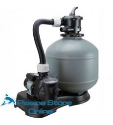 Monoblocco filtro + pompa 4,5 - 8 - 15 mc/h Havana