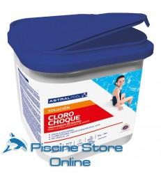 Dicloro granulare 55% astral 5 kg cloro granulare per il trattaemnto dell'acqua - cloro per piscine