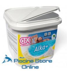 CTX-21 Alka+ : Incrementatore di alcalinità. Prodotto in polvere per aumentare l'alcalinità CTX-21