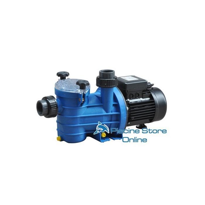 Pompa filtrazione HYDROSWIM HPS 0,33 HP - 7 m3/h - motore per piscine