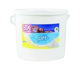 CTX-10 KG. 8 RIDUTTORE DI PH GRANULARE - PH MENO