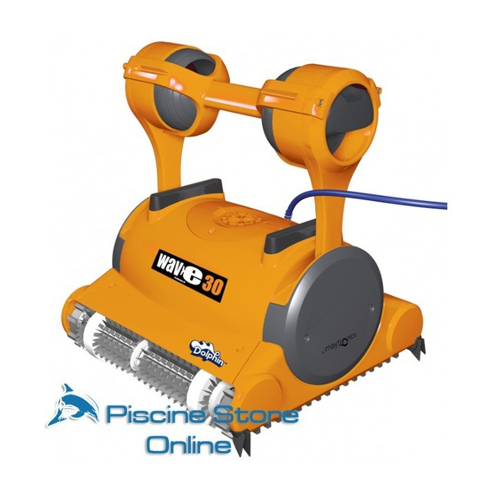 Pulitore robot piscina elettronico automatico Dolphin Wave 30 by Maytronics