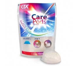 CTX CARE PODS per un acqua cristallina in piscina