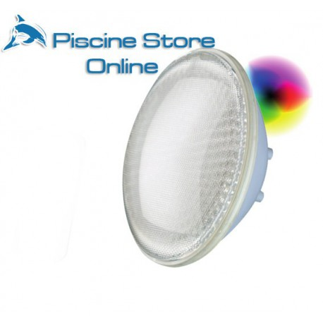 LAMPADA LED PAR 56 RGB MULTICOLORE ON/OFF