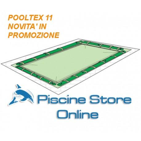 COPERTURA PISCINA INVERNALE IMPERMEABILE POOLTEX 11 SS