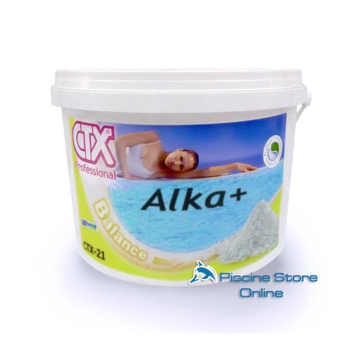 CTX -21 ALKA + KG 6 INCREMENTATORE DI ALCALINITA'