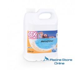 CTX-57 LT. 5 disincrostante liquido per la pulizia dei filtri
