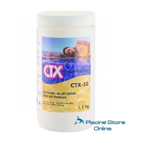 CTX-10 KG. 1,5 RIDUTTORE DI PH GRANULARE - PH MENO