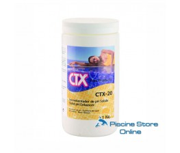 CTX-20 KG. 1 INCREMENTATORE DI PH GRANULARE - PH PIU'