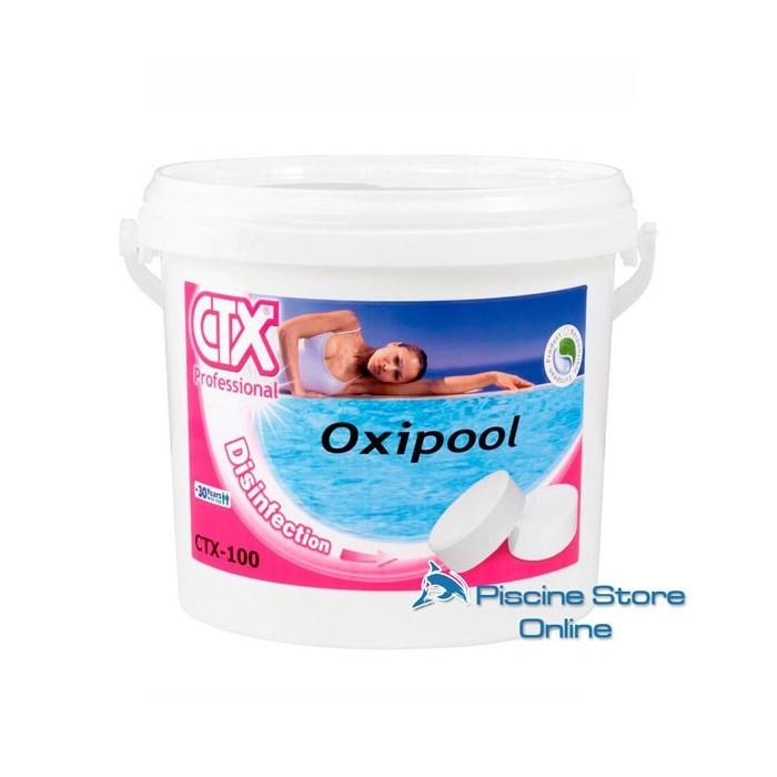 Vendita online ctx 100 ossigeno in pastiglie per trattamento acqua piscina senza cloro - Trattamento acqua piscina ...
