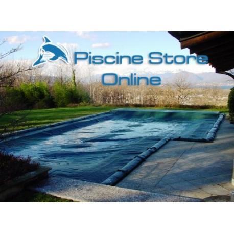 Copertura piscina invernale impermeabile WINCOVER - telo e coperture piscine