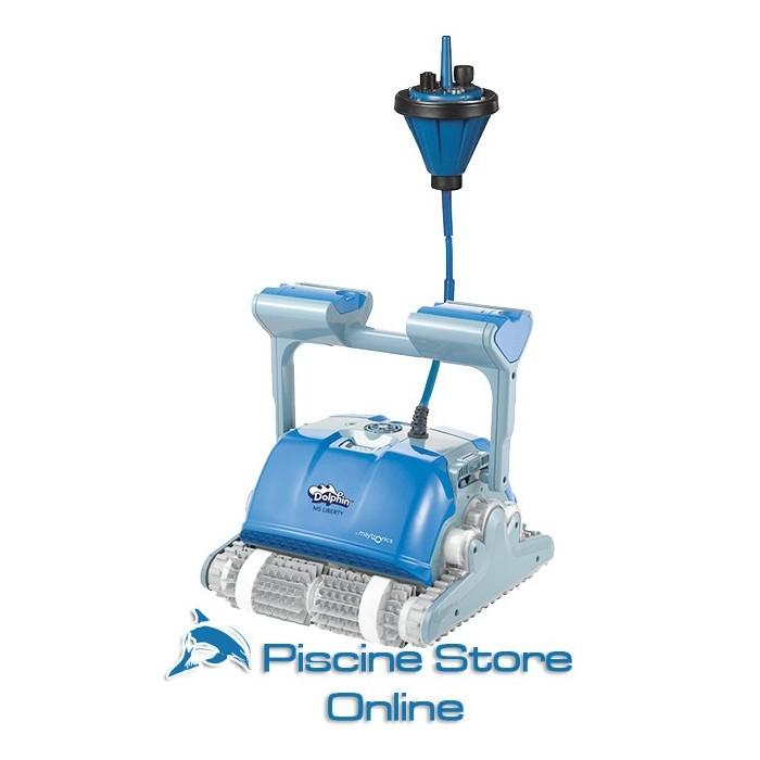 Robot pulitore piscina elettronico automatico Dolphin Supreme M5 LIBERTY