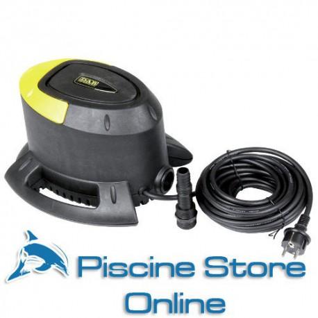 Pompa svuota telo elettropompe sommergibile automatica per for Teli per piscine interrate