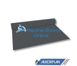 Rivestimento PVC Piscina ALKORPLAN 2000 1,5 mm H 1,65 MT. GRIGIO SCURO